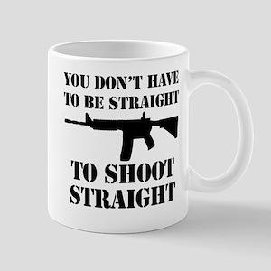 Shoot Straight Mug