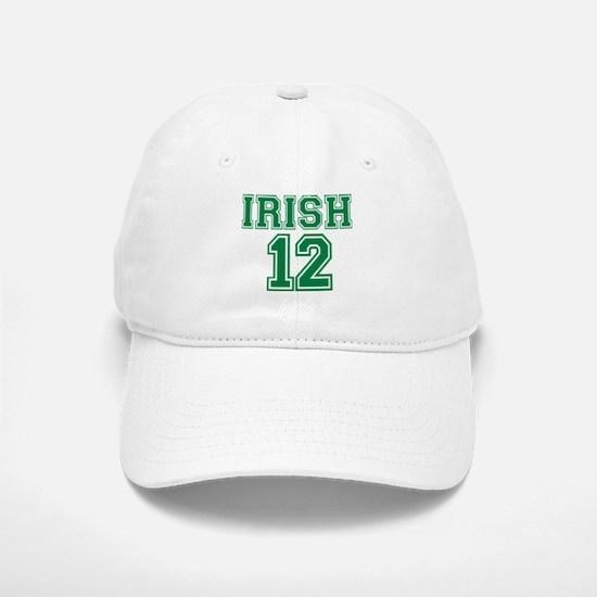 Irish 2012 Baseball Baseball Cap