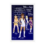 TTB-a-GoGo Mini Poster Print