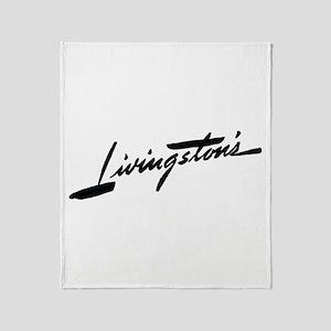 Livingston's Throw Blanket
