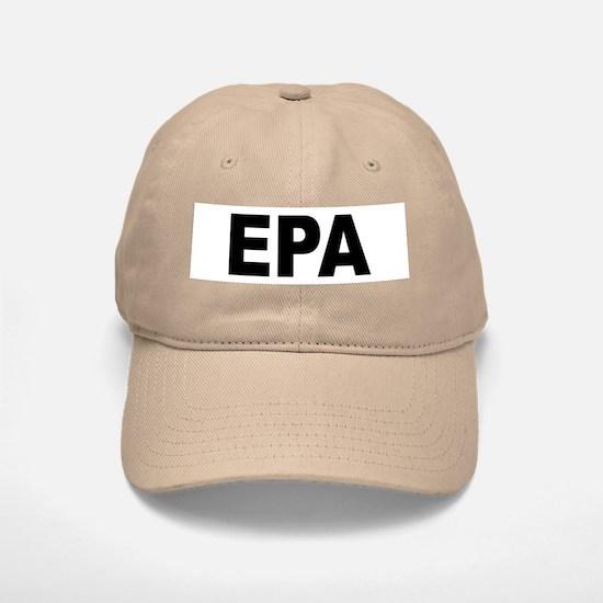 EPA Environmental Protection Agency Baseball Baseball Cap