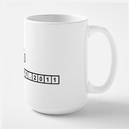EMERSON SCRABBLE-STYLE Large Mug