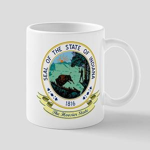 Indiana Seal Mug