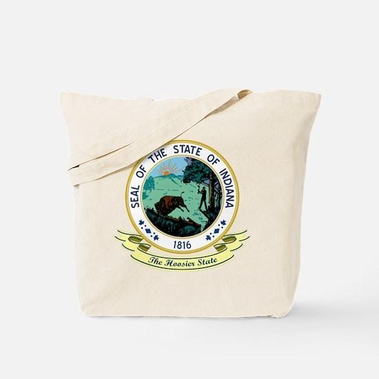 Indiana Seal Tote Bag