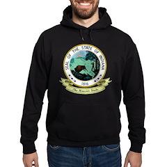 Indiana Seal Hoodie (dark)