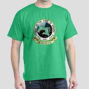 Indiana Seal Dark T-Shirt