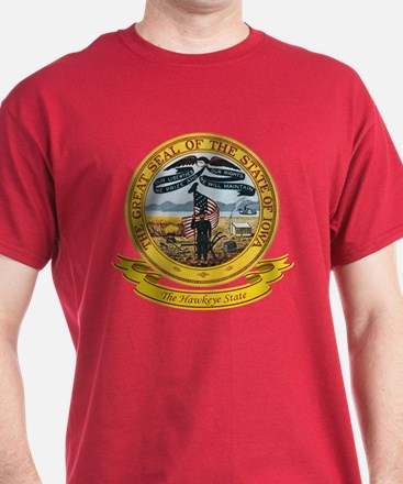 Iowa Seal T-Shirt