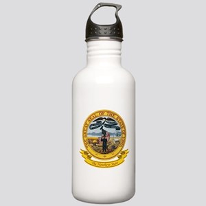Iowa Seal Stainless Water Bottle 1.0L