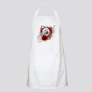 Valentines - Key to My Heart Apron