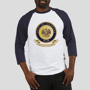 Louisiana Seal Baseball Jersey