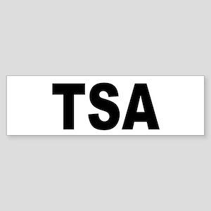 TSA Transportation Security Administration Sticker