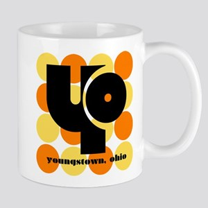 YO! Yellow/Orange Mug