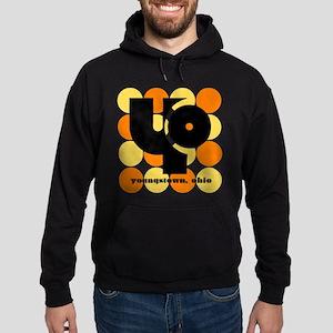 YO! Yellow/Orange Hoodie (dark)