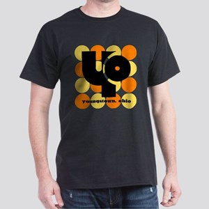 YO! Yellow/Orange Dark T-Shirt