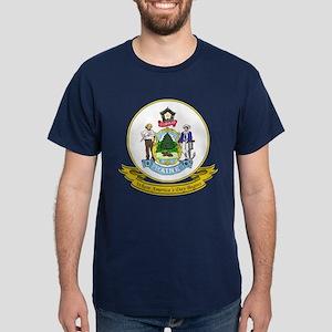 Maine Seal Dark T-Shirt