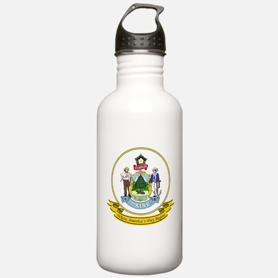 Maine Seal Water Bottle