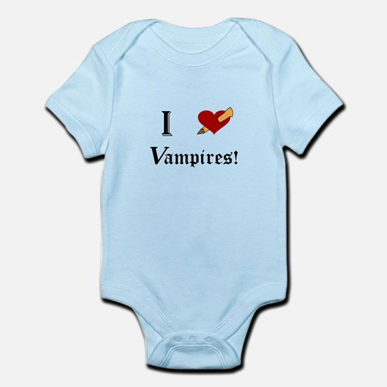 I Slay Vampires Body Suit