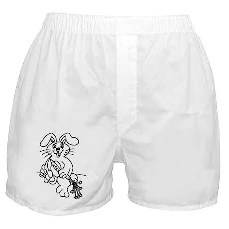 BUNNY WABBIT 4 U Boxer Shorts