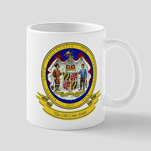 Maryland Seal Mug