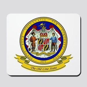 Maryland Seal Mousepad