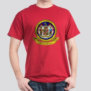 Maryland Seal Dark T-Shirt