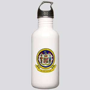 Maryland Seal Stainless Water Bottle 1.0L