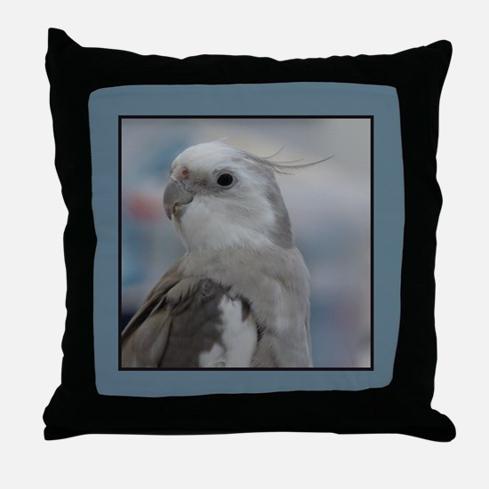 Unique Pet bird Throw Pillow