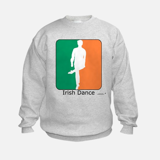 Irish Dance Tricolor Boy Sweatshirt
