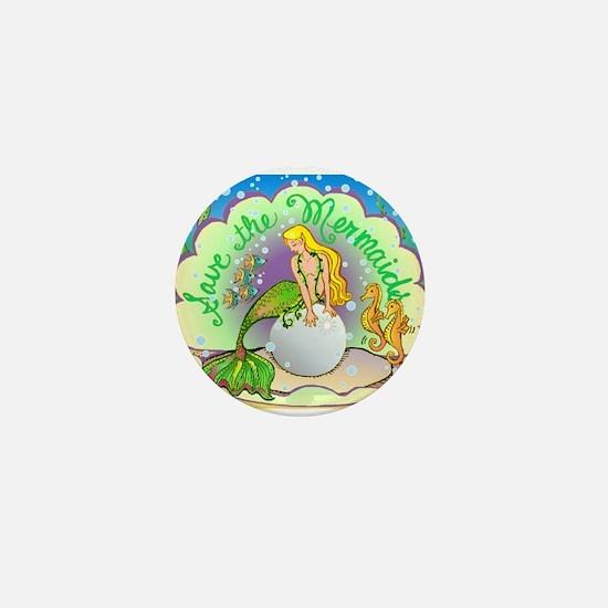 Pearl Mini Button