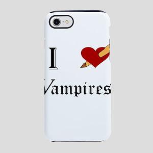 I Slay Vampires iPhone 7 Tough Case