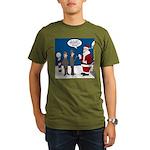 Scout Orienteering Organic Men's T-Shirt (dark)