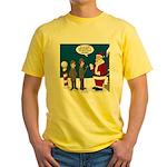 Scout Orienteering Yellow T-Shirt