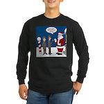 Scout Orienteering Long Sleeve Dark T-Shirt