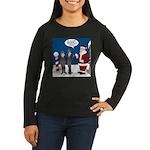 Scout Orienteerin Women's Long Sleeve Dark T-Shirt