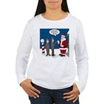 Scout Orienteering Women's Long Sleeve T-Shirt
