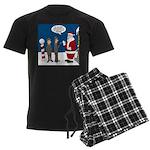 Scout Orienteering Men's Dark Pajamas
