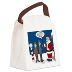 Scout Orienteering Canvas Lunch Bag