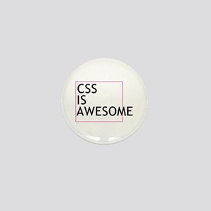 CSS is Awesome Mini Button