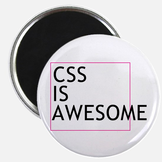 CSS is Awesome Magnet