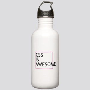 CSS is Awesome Stainless Water Bottle 1.0L