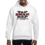 Tap Snap or Nap BJJ Hooded Sweatshirt