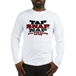 Tap Snap or Nap BJJ Long Sleeve T-Shirt