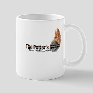 Potter's House Dark Logo Mug