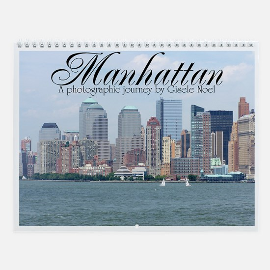 Manhattan: A Photographic Journey by Gisele Noel