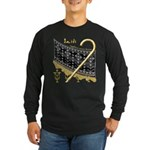 Saidi Long Sleeve Dark T-Shirt
