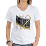 Saidi Women's V-Neck T-Shirt