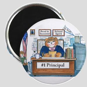 Female Principal Magnet