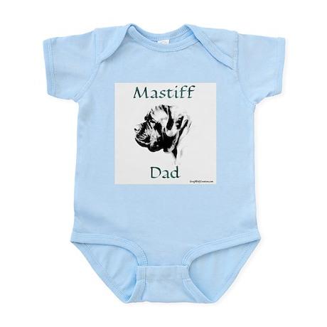 Mastiff Dad 1 Infant Creeper