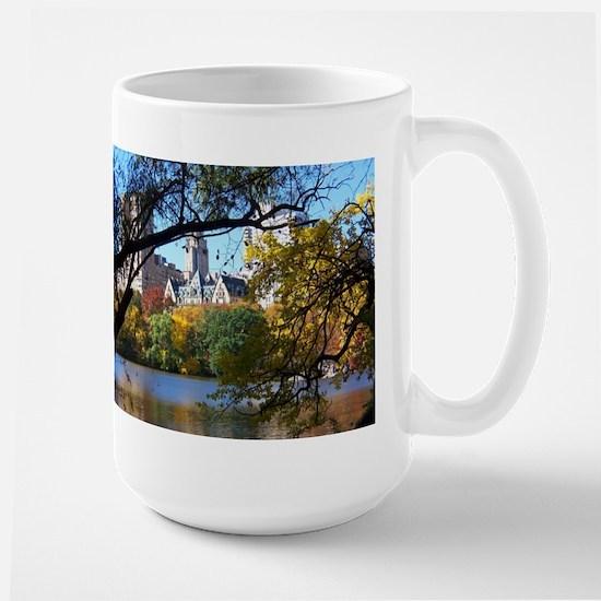 The Dakota by Gisele Noel [Large Mug]