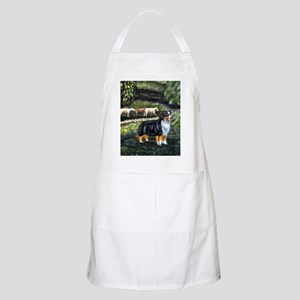 Aussie Tri w/ Sheep Apron